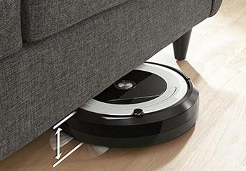Comparatif aspirateur robot irobot