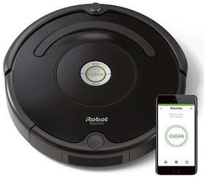 Avis aspirateur robot iRobot Roomba 671