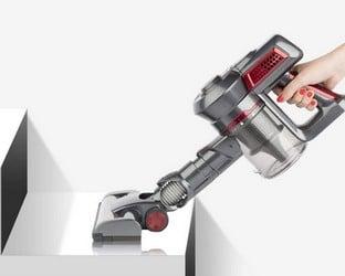 Test aspirateur balai H.Koenig UP600