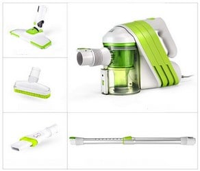 test aspirateur balai puppyoo wp521