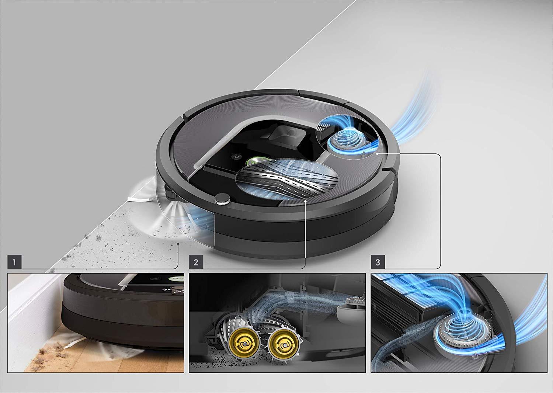 Voir le iRobot Roomba 960 sur Amazon