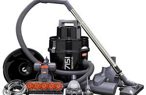 Test aspirateur eau et poussière Vax 7151