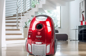 Test aspirateur poils d'animaux Hoover TE70_TE75