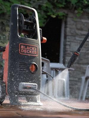 Comparatif meilleur nettoyeur haute pression black et decker