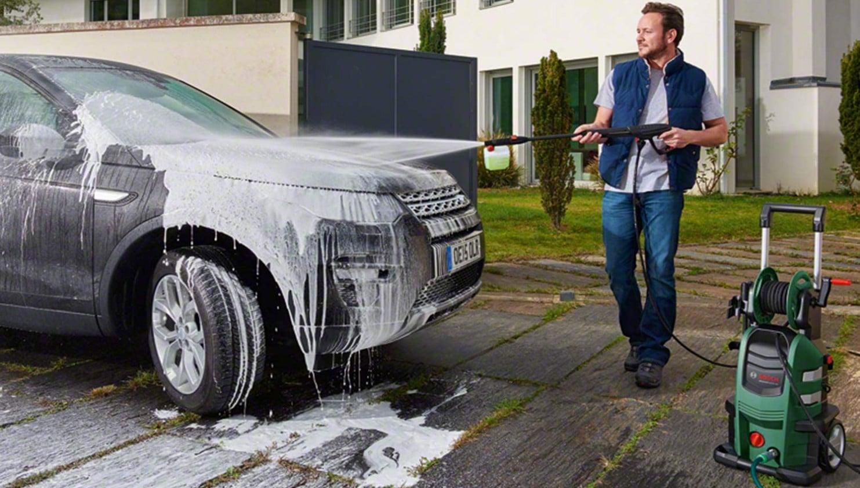 Comparatif pour choisir le meilleur nettoyeur haute pression Bosch
