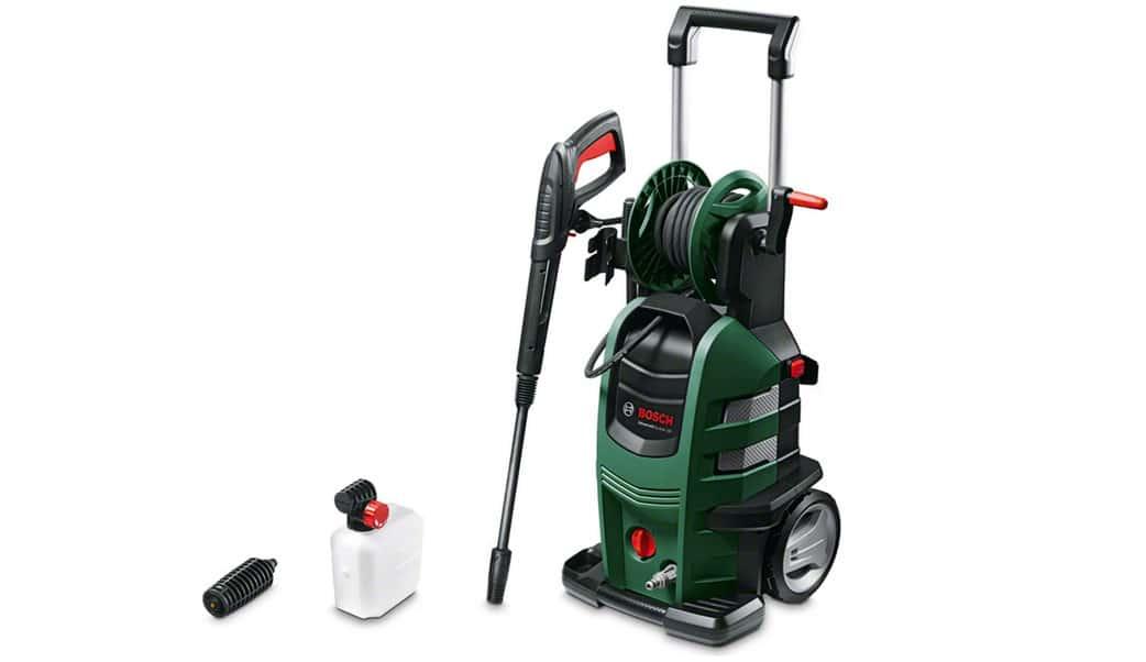 Conseils pour choisir un nettoyeur haute pression Bosch