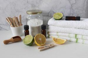 produits écologiques à utiliser pour faire le ménage
